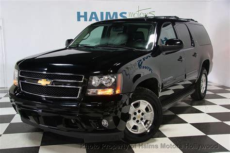 2014 Used Chevrolet Suburban Lt At Haims Motors Ft