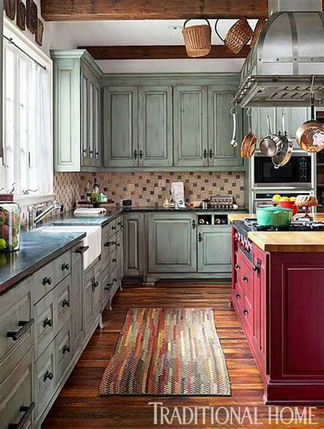 country kitchen island pin by dotty pintar on kitchens 2820