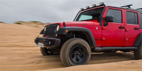 Hitting The Beach In The 2017 Jeep Wrangler Unlimited