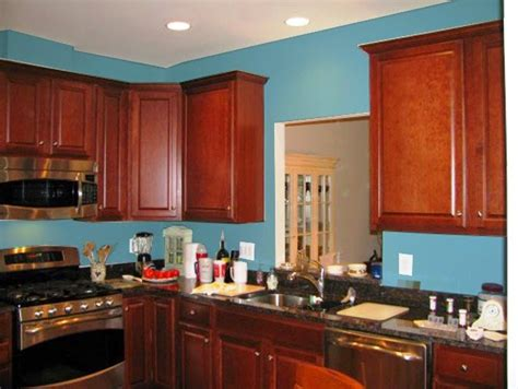 Paint Colors For Cherry Cabinets by Wall Painting Best Colors