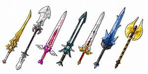 EBF5 Swords 2 Kupo Games