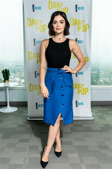Lucy Hale shares the one thing that will motivate her to ...