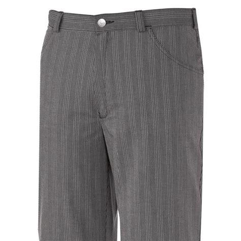 pantalon cuisine homme pantalon cuisine homme et femme coupe jean couleur