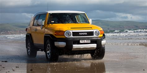 Toyota Cruiser by 2016 Toyota Fj Cruiser Review Caradvice