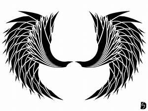 Image Gallery tribal wings