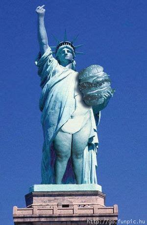 estatua da liberdade desciclopedia