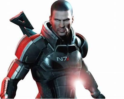 Shepard Mass Effect Commander