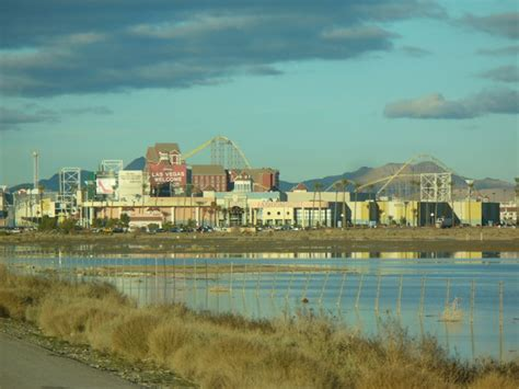 primm nevada  flood photo