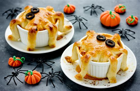 idees delicieusement effrayantes pour le repas dhalloween