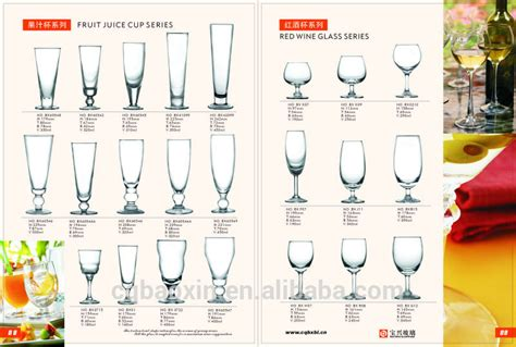 Factory Supply Cheap Restaurant/bar Use Glassware