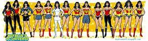 Evolution Wonder Woman 2 by BoybluesDCU on DeviantArt