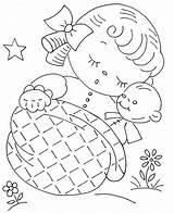 Embroidery Colorear Patterns Jamboree Juvenile Dibujos Bordado Figuras Bordar Sew Articulo sketch template