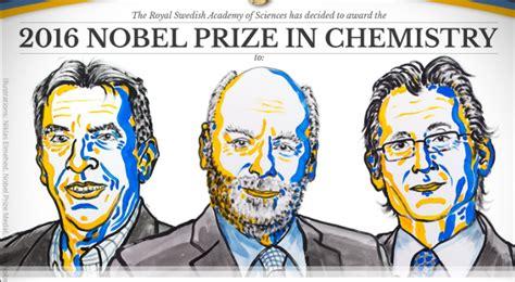 Nobelova nagrada za kemiju dodijeljena je trojici ...