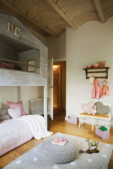 mommo design bunks  girls nursery  childrens