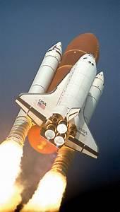Space Shuttle iPhone 5 Wallpaper (640x1136)