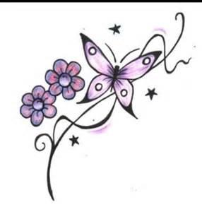 Butterflies Easy Drawing Ideas