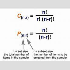 Best 25+ Calculate Permutations Ideas On Pinterest  Permutations And Combinations, Permutation