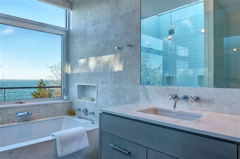 bathroom spaces stelle lomont rouhani architects award winning modern architect hamptons