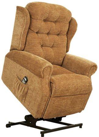 Light Brown Recliner Chair by Woburn Rise Recliner Chair Zero Vat
