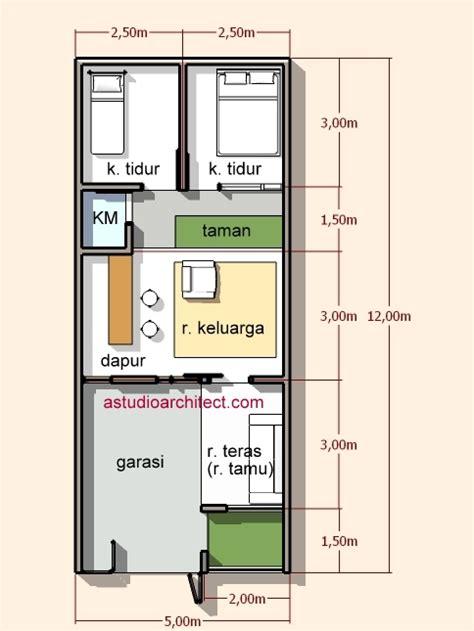 desain rumah ukuran  tukang bangun rumah