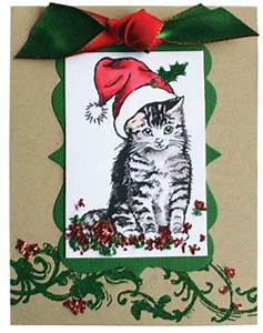 23 Homemade Christmas Cards Designs You ll Love