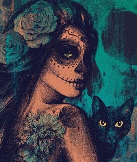 Linda Essa Caveira Mexicana Iphone Wallpaper