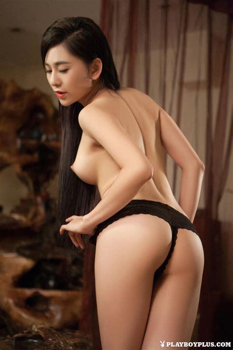 Wu Muxi Hot Asian Playboy Model