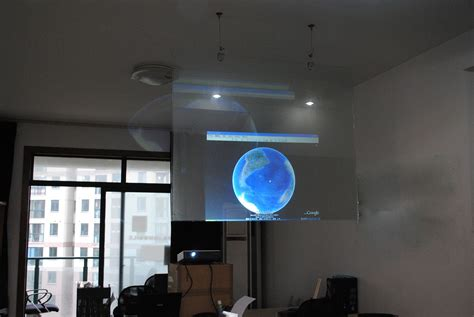 rear projection film smartject series gloax solutions