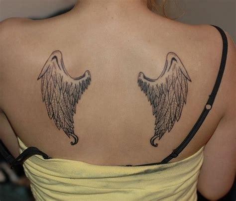 20 Eyerefreshing Angel Wings Tattoos Sheideas