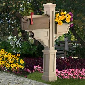 All, Mayne, Signature, Plus, Mailbox, Post, 5808, U0026, Salsbury, 4850, Mailbox, Pkg