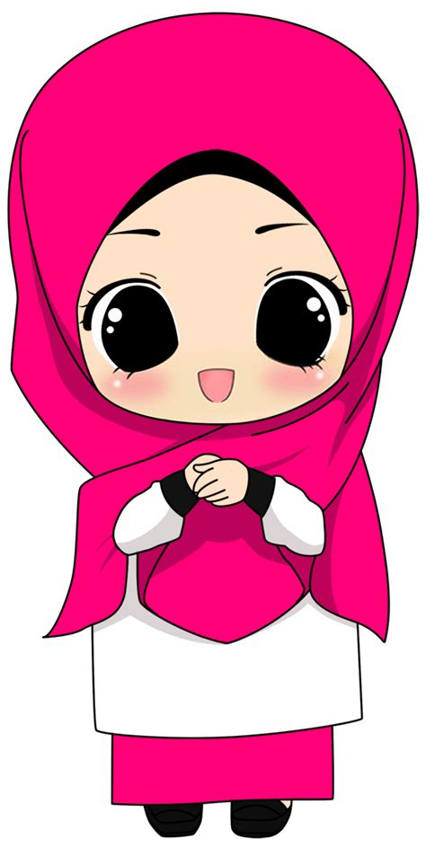 Seeking for free muslimah png images? Gambar Kartun Muslimah Png | Kantor Meme