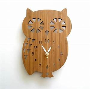 squirrel-clock-ideas-with-animal-themed