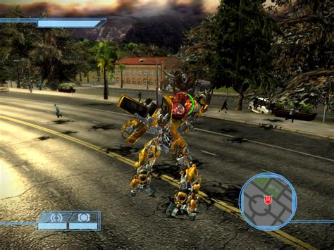 Transformers The Game Game Giant Bomb