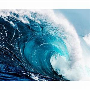 Ocean Waves Wall Mural-WR50516 - The Home Depot  Wave