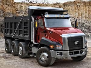 Truck Thursday: Caterpillar CT660: A New Truck from the ...