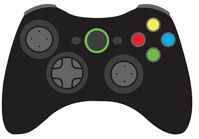 Controller Vector Clipart Background Games Ps4 Transparent