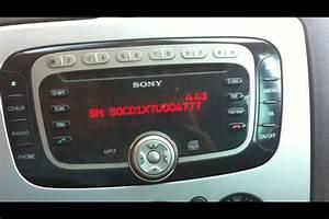 Code Autoradio Ford : aiuto su codice radio ford focus 2007 codice radio etp ~ Mglfilm.com Idées de Décoration