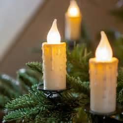 30 jumbo candle lights with by lumineo lights4fun co uk