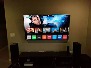 75 Inch 4k Tv In My New Home