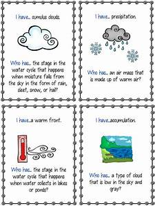 Buzzing With Ms  B  Water  Water Everywhere  Water Cycle  U0026 Weather Pack  Freebie