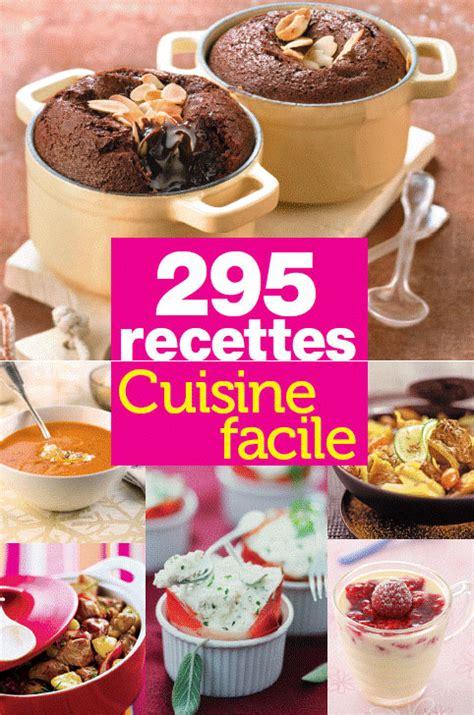 livre recette de cuisine recette cuisine facile gourmand