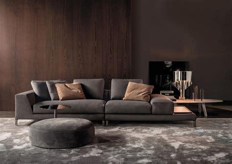 Case The Chair-arm, Minotti