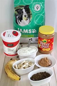Homemade dog ice cream recipe for Dog ice cream ingredients