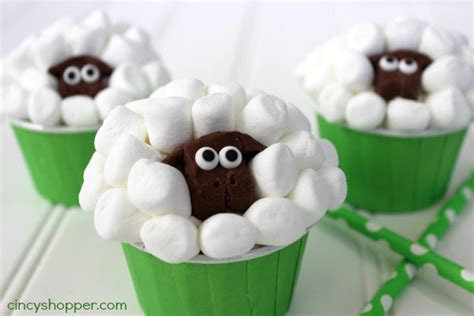 adorable easter cupcakes   time