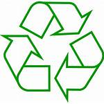 Recycling Symbol Dark Icon Outline Recycle