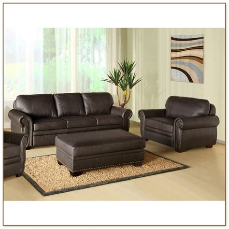Loveseat Combo by Leather Sofa And Loveseat Combo