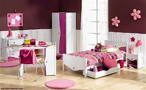 idee deco chambre fille 6 ans With idee deco chambre fille 2 ans