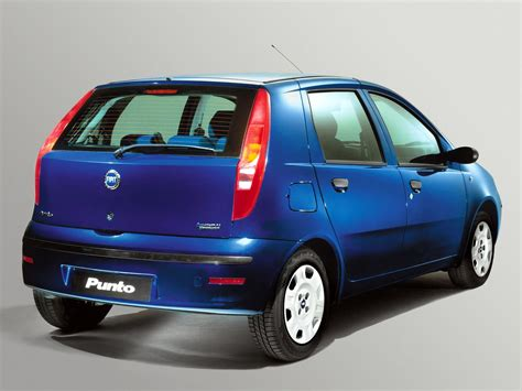 Fiat Punto Picture 1678 Fiat Photo Gallery Carsbasecom