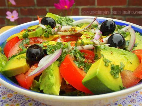 cuisine tunisienne salade d 39 avocats simplissime le cuisine de samar