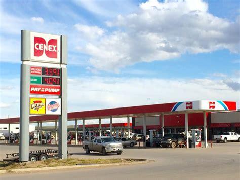 cenex gas stations   ave se watford city
